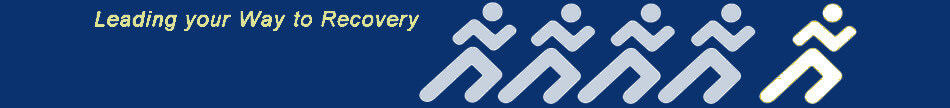 runner logo for Rehab-Pro physical therapy in Rockland County NY